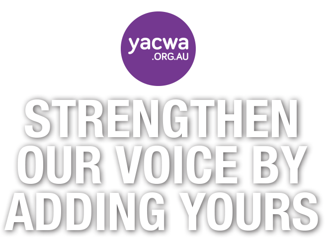 Strengthen Our Voice By Adding Yours
