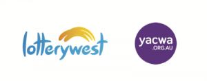 Combined Lotterywest YACWA Logo