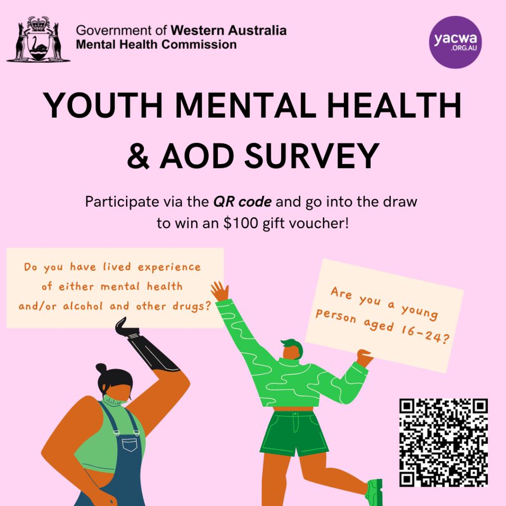 Youth Mental Health & AOD Survey